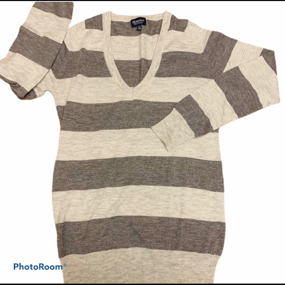 Long Bluenotes sweater